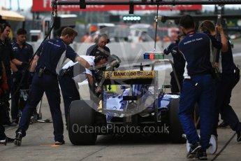 World © Octane Photographic Ltd. Sauber F1 Team C35 – Marcus Ericsson. Saturday 8th October 2016, F1 Japanese GP - Practice 3, Suzuka Circuit, Suzuka, Japan. Digital Ref : 1732LB2D3530
