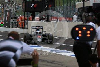 World © Octane Photographic Ltd. McLaren Honda MP4-31 – Fernando Alonso. Saturday 8th October 2016, F1 Japanese GP - Practice 3, Suzuka Circuit, Suzuka, Japan. Digital Ref : 1732LB2D3651