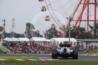 World © Octane Photographic Ltd. Manor Racing MRT05 - Pascal Wehrlein. Saturday 8th October 2016, F1 Japanese GP - Qualifying, Suzuka Circuit, Suzuka, Japan. Digital Ref : 1733LB1D6679
