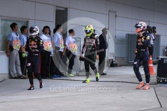 World © Octane Photographic Ltd. Red Bull Racing RB12 – Daniel Ricciardo. Saturday 8th October 2016, F1 Japanese GP - Qualifying, Suzuka Circuit, Suzuka, Japan. Digital Ref : 1733LB1D6792