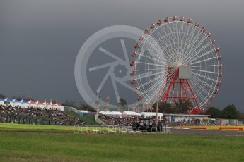 World © Octane Photographic Ltd. Mercedes AMG Petronas W07 Hybrid – Nico Rosberg. Saturday 8th October 2016, F1 Japanese GP - Qualifying. Suzuka Circuit, Suzuka, Japan. Digital Ref : 1733LB2D3832