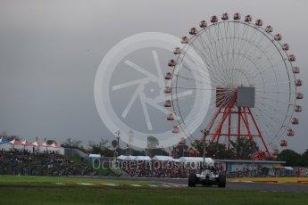 World © Octane Photographic Ltd. Mercedes AMG Petronas W07 Hybrid – Lewis Hamilton. Saturday 8th October 2016, F1 Japanese GP - Qualifying. Suzuka Circuit, Suzuka, Japan. Digital Ref : 1733LB2D3883
