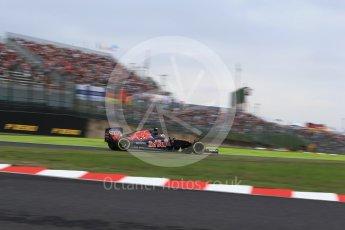 World © Octane Photographic Ltd. Scuderia Toro Rosso STR11 – Carlos Sainz. Saturday 8th October 2016, F1 Japanese GP - Qualifying, Suzuka Circuit, Suzuka, Japan. Digital Ref : 1733LB2D4024