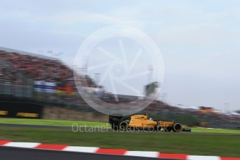 World © Octane Photographic Ltd. Renault Sport F1 Team RS16 – Jolyon Palmer. Saturday 8th October 2016, F1 Japanese GP - Qualifying, Suzuka Circuit, Suzuka, Japan. Digital Ref : 1733LB2D4091