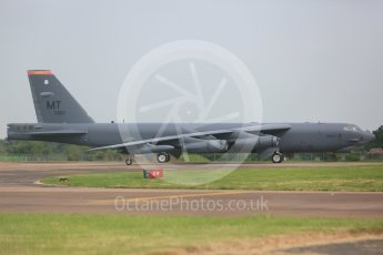 "World © Octane Photographic Ltd. 7th June 2016. RAF Fairford. Boeing B-52H-135-BW Stratofortress. MT 60-0007 (MSN 464372) 23d Bomb Squadron (23 BS) ""Bomb Barons"". Digital Ref :1579CB5D8686"