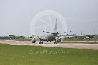 World © Octane Photographic Ltd. 7th June 2016. RAF Brize Norton. Digital Ref :1579CB5D8805