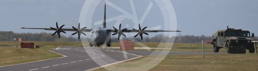 World © Octane Photographic Ltd. 3rd May 2016 RAF Lakenheath, USAF (United States Air Force) 86th Airlift Wing C-130J Hercules 88607. Digital Ref : 1531CB1D9725