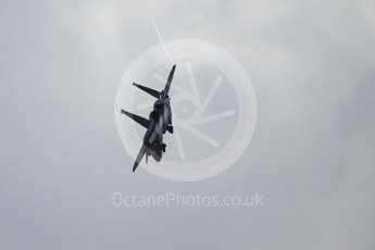 """World © Octane Photographic Ltd. 3rd May 2016 RAF Lakenheath, USAF (United States Air Force) 48th Fighter Wing """"Statue of Liberty Wing"""" 492 Fighter Squadron """"Mad Hatters"""", McDonnell Douglas F-15E Strike Eagle. Digital Ref :1531CB1L1361"""