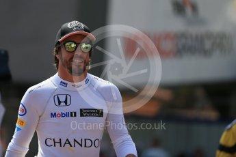World © Octane Photographic Ltd. McLaren Honda – Fernando Alonso. Saturday 28th May 2016, F1 Monaco GP Practice 3, Monaco, Monte Carlo. Digital Ref : 1568LB1D9252