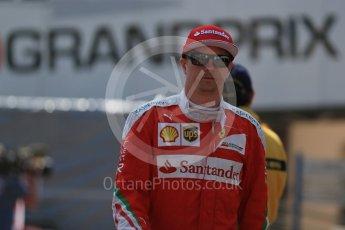 World © Octane Photographic Ltd. Scuderia Ferrari – Kimi Raikkonen. Saturday 28th May 2016, F1 Monaco GP Practice 3, Monaco, Monte Carlo. Digital Ref : 1568LB1D9280