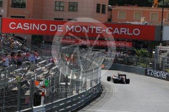 World © Octane Photographic Ltd. McLaren Honda MP4-31 – Fernando Alonso. Saturday 28th May 2016, F1 Monaco GP Practice 3, Monaco, Monte Carlo. Digital Ref : 1568LB1D9615