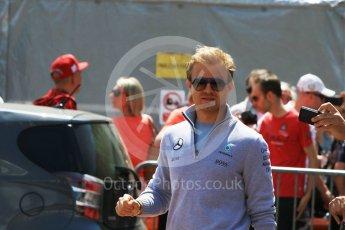 World © Octane Photographic Ltd. Mercedes AMG Petronas W07 Hybrid – Nico Rosberg. Wednesday 25th May 2016, F1 Monaco GP Paddock, Monaco, Monte Carlo. Digital Ref :1559CB7D9783