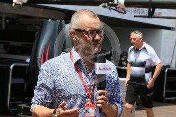 World © Octane Photographic Ltd. Craig Scarborough. Wednesday 25th May 2016, F1 Monaco GP Paddock, Monaco, Monte Carlo. Digital Ref :1559CB7D9971