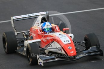 World © Octane Photographic Ltd. Friday 27th May 2015. Formula Renault 2.0 Practice, R-ace GP – Will Palmer – Monaco, Monte-Carlo. Digital Ref :1565CB1D7547