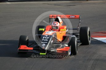 World © Octane Photographic Ltd. Friday 27th May 2015. Formula Renault 2.0 Practice, Tech 1 Racing – Hugo de Sadeleer – Monaco, Monte-Carlo. Digital Ref :1565CB1D7580