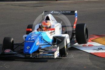 World © Octane Photographic Ltd. Friday 27th May 2015. Formula Renault 2.0 Practice, JD Motorsport - Aleksey Korneev – Monaco, Monte-Carlo. Digital Ref :1565CB1D7591