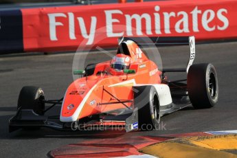 World © Octane Photographic Ltd. Friday 27th May 2015. Formula Renault 2.0 Practice, AVF by Adrian Valles – Nikita Mazepin – Monaco, Monte-Carlo. Digital Ref :1565CB1D7595
