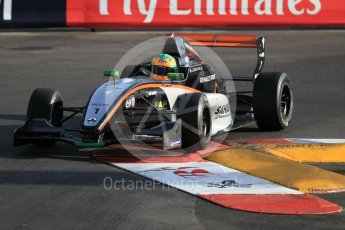World © Octane Photographic Ltd. Friday 27th May 2015. Formula Renault 2.0 Practice, Josef Kaufmann Racing – Jehan Daruvala – Monaco, Monte-Carlo. Digital Ref :1565CB1D7616