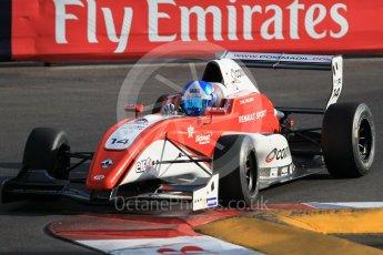 World © Octane Photographic Ltd. Friday 27th May 2015. Formula Renault 2.0 Practice, R-ace GP – Will Palmer – Monaco, Monte-Carlo. Digital Ref :1565CB1D7623