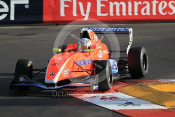 World © Octane Photographic Ltd. Friday 27th May 2015. Formula Renault 2.0 Practice, AVF by Adrian Valles – Henrique Chaves – Monaco, Monte-Carlo. Digital Ref :1565CB1D7629
