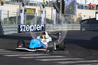 World © Octane Photographic Ltd. Friday 27th May 2015. Formula Renault 2.0 Practice, Josef Kaufmann Racing – Robert Shwartzman – Monaco, Monte-Carlo. Digital Ref :1565CB7D1136