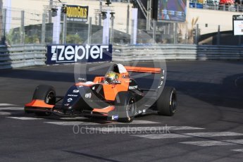 World © Octane Photographic Ltd. Friday 27th May 2015. Formula Renault 2.0 Practice, Tech 1 Racing – Dorian Boccolacci – Monaco, Monte-Carlo. Digital Ref :1565CB7D1153