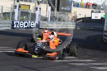 World © Octane Photographic Ltd. Friday 27th May 2015. Formula Renault 2.0 Practice, Tech 1 Racing – Hugo de Sadeleer – Monaco, Monte-Carlo. Digital Ref :1565CB7D1159