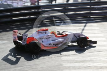 World © Octane Photographic Ltd. Friday 27th May 2015. Formula Renault 2.0 Practice, Josef Kaufmann Racing – Lando Norris – Monaco, Monte-Carlo. Digital Ref :1565CB7D1176