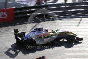 World © Octane Photographic Ltd. Friday 27th May 2015. Formula Renault 2.0 Practice, Fortec Motorsports – Ferdinand Zvonimir von Habsburg – Monaco, Monte-Carlo. Digital Ref :1565CB7D1209