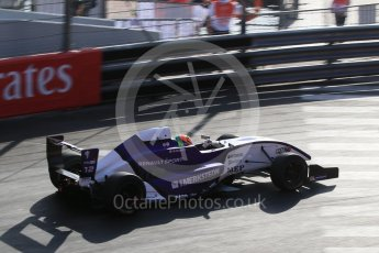 World © Octane Photographic Ltd. Friday 27th May 2015. Formula Renault 2.0 Practice, Tech 1 Racing – Gabriel Aubry – Monaco, Monte-Carlo. Digital Ref :1565CB7D1213