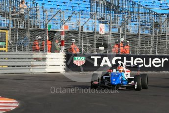 World © Octane Photographic Ltd. Friday 27th May 2015. Formula Renault 2.0 Practice, JD Motorsport - Aleksey Korneev – Monaco, Monte-Carlo. Digital Ref :1565LB1D8068