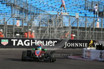 World © Octane Photographic Ltd. Friday 27th May 2015. Formula Renault 2.0 Practice, Fortec Motorsports – Bruno Baptista – Monaco, Monte-Carlo. Digital Ref :1565LB1D8079