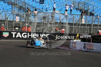 World © Octane Photographic Ltd. Friday 27th May 2015. Formula Renault 2.0 Practice, Josef Kaufmann Racing – Robert Shwartzman – Monaco, Monte-Carlo. Digital Ref :1565LB1D8113