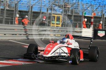 World © Octane Photographic Ltd. Friday 27th May 2015. Formula Renault 2.0 Practice, Fortec Motorsports – Vasily Romanov – Monaco, Monte-Carlo. Digital Ref :1565LB1D8209