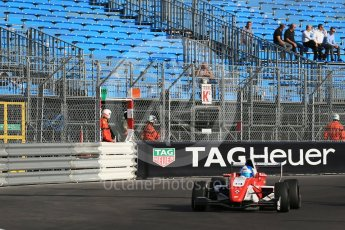 World © Octane Photographic Ltd. Friday 27th May 2015. Formula Renault 2.0 Practice, R-ace GP – Will Palmer – Monaco, Monte-Carlo. Digital Ref :1565LB1D8417