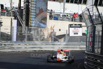 World © Octane Photographic Ltd. Friday 27th May 2015. Formula Renault 2.0 Practice, Josef Kaufmann Racing – Lando Norris – Monaco, Monte-Carlo. Digital Ref :1565LB1D8502