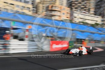 World © Octane Photographic Ltd. Friday 27th May 2015. Formula Renault 2.0 Practice, Josef Kaufmann Racing – Lando Norris – Monaco, Monte-Carlo. Digital Ref :1565LB5D7935
