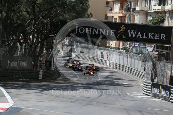 World © Octane Photographic Ltd. Racing Engineering - GP2/11 – Norman Nato. Friday 27th May 2016, GP2 Race 1 start, Monaco, Monte Carlo. Digital Ref :1566LB1D8612
