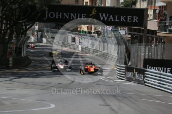 World © Octane Photographic Ltd. Racing Engineering - GP2/11 – Norman Nato. Friday 27th May 2016, GP2 Race 1 lap 2, Monaco, Monte Carlo. Digital Ref :1566LB1D8678
