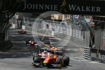 World © Octane Photographic Ltd. Racing Engineering - GP2/11 – Norman Nato. Friday 27th May 2016, GP2 Race 1 lap 2, Monaco, Monte Carlo. Digital Ref :1566LB1D8686