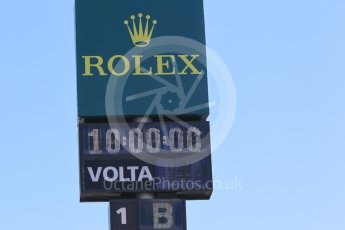 World © Octane Photographic Ltd. Timing Tower. Friday 13th May 2016, F1 Spanish GP - Practice 1, Circuit de Barcelona Catalunya, Spain. Digital Ref : 1536CB1D6785