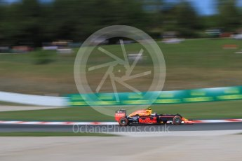 World © Octane Photographic Ltd. Red Bull Racing RB12 – Max Verstappen. Friday 13th May 2016, F1 Spanish GP - Practice 1, Circuit de Barcelona Catalunya, Spain. Digital Ref : 1536CB7D6651