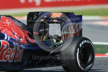 World © Octane Photographic Ltd. Scuderia Toro Rosso STR11 – Daniil Kvyat. Friday 13th May 2016, F1 Spanish GP - Practice 1, Circuit de Barcelona Catalunya, Spain. Digital Ref : 1536LB1D3962