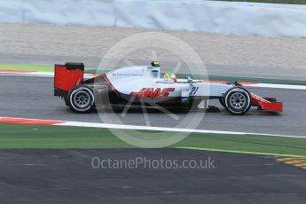 World © Octane Photographic Ltd. Haas F1 Team VF-16 - Esteban Gutierrez. Friday 13th May 2016, F1 Spanish GP - Practice 2, Circuit de Barcelona Catalunya, Spain. Digital Ref : 1539CB1D8382