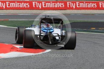 World © Octane Photographic Ltd. Williams Martini Racing, Williams Mercedes FW38 – Felipe Massa. Friday 13th May 2016, F1 Spanish GP Practice 2, Circuit de Barcelona Catalunya, Spain. Digital Ref : 1539CB1D8554