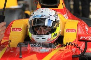 World © Octane Photographic Ltd. Racing Engineering - GP2/11 – Jordan King. Friday 13th May 2016, GP2 Practice, Circuit de Barcelona Catalunya, Spain. Digital Ref :1538CB1D7868