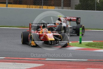 World © Octane Photographic Ltd. Racing Engineering - GP2/11 – Norman Nato. Friday 13th May 2016, GP2 Qualifying, Circuit de Barcelona Catalunya, Spain. Digital Ref :1541CB7D6790