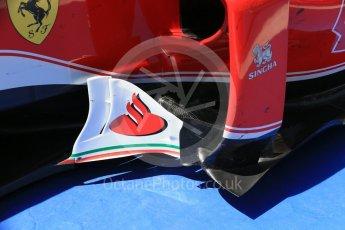 World © Octane Photographic Ltd. Scuderia Ferrari SF16-H – Kimi Raikkonen. Saturday 14th May 2016, F1 Spanish GP - Qualifying, Circuit de Barcelona Catalunya, Spain. Digital Ref : 1546LB1D7009