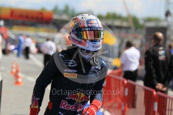 World © Octane Photographic Ltd. Prema Racing - GP2/11 – Pierre Gasly (2nd). Sunday 15th May 2016, GP2 Race 2, Circuit de Barcelona Catalunya, Spain. Digital Ref :1551CB1D0980