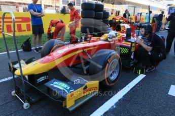 World © Octane Photographic Ltd. Racing Engineering - GP2/11 – Jordan King. Sunday 15th May 2016, GP2 Race 2, Circuit de Barcelona Catalunya, Spain. Digital Ref :1551CB7D8104